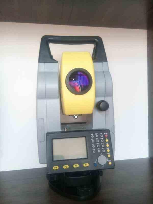 دوربین نقشه برداری توتال استیشن GeoMAX
