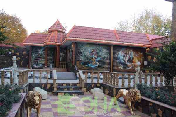 1000 متر باغ ویلا در شهریار
