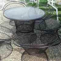 تولید انواع میز وصندلی فرفوژه