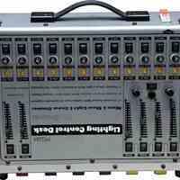 میز کنترل نورپردازی 12 کانال