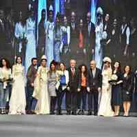 نمایشگاه بزرگ مد لباس ازمیر ترکیه