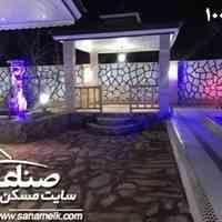 فروش 2500 متر باغ ویلا در کهنز شهریار  کد 1001