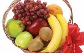 سبد پذیرایی میوه (پارمیس)