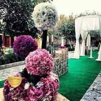 باغ عروسی - باغ تالار لشکری