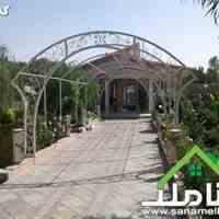 باغ ویلا در بلوار امام حسین شهریار کد1090