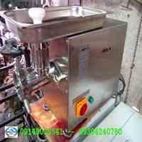چرخ گوشت صنعتی ۳۲ متحرک گیربکسی رومیزی
