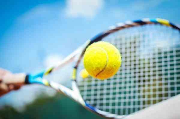 کلاس آموزش تنیس تخصصی