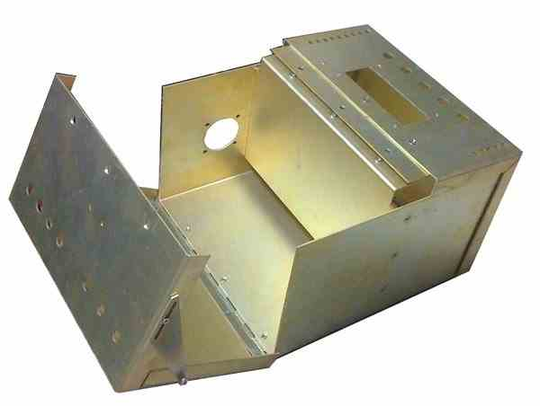 ساخت جعبه فلزی باکیفیت
