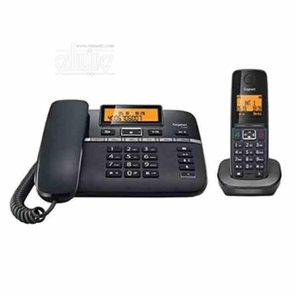گوشی تلفن ثابت و بی سیم