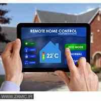 سامانه های هوشمند ساختمان زامیک SMART HOME