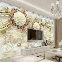 فروش و پخش انواع کاغذ دیواری و پوستر در آذین سرا اصفهان