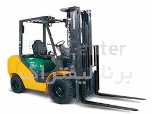 تعمیرات تخصصی انواع لیفتراک های گازسوز و دیزلی
