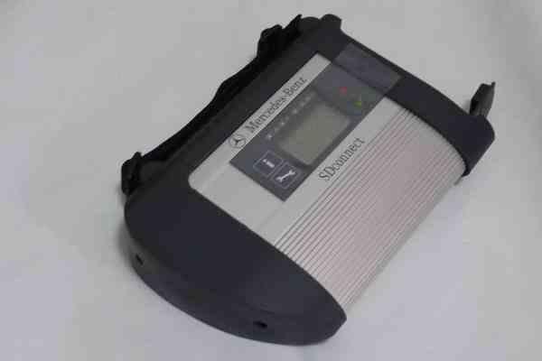 دستگاه دیاگ اصلی بنز استار Compact 4