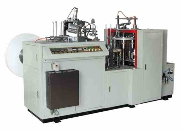 نصب و راه اندازی دستگاه تولید لیوان کاغذی