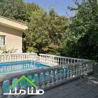 باغ با ویلای قدیمی در زیبادشت کرج کد1247