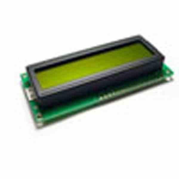 فروش LCDکاراکتری۱۶*۲بک لایت سبز