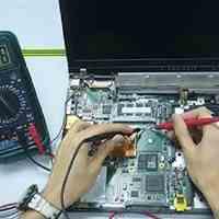 آموزش تعمیر لپ تاپ و LED, LCD
