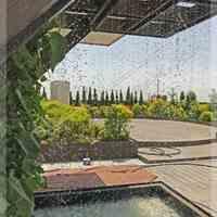 طراحی و اجرای انواع روف گاردن،دیوار سبز