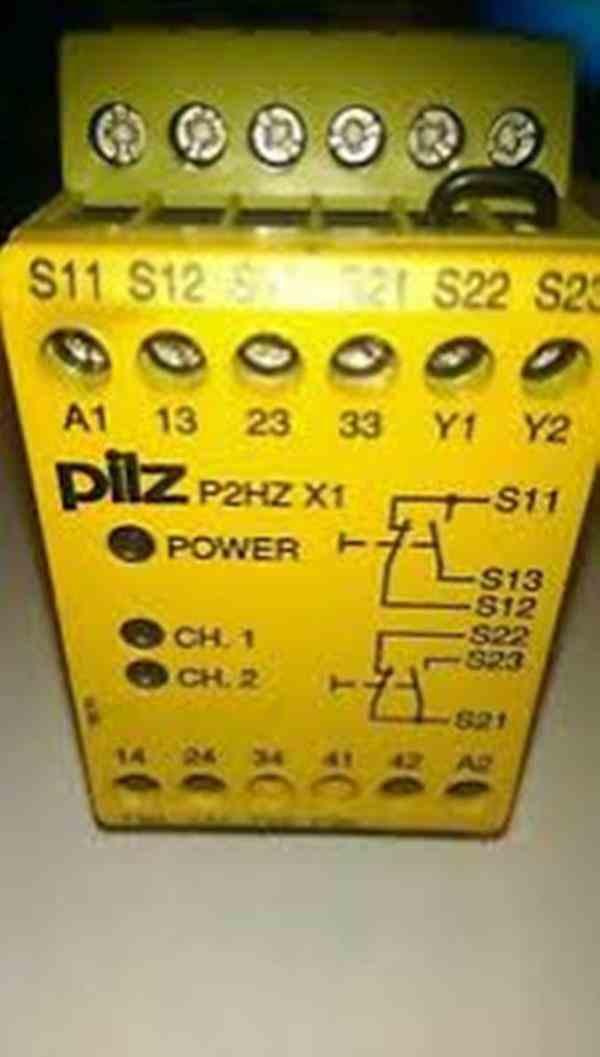 رله حفاظتی مدل P2HZ X1