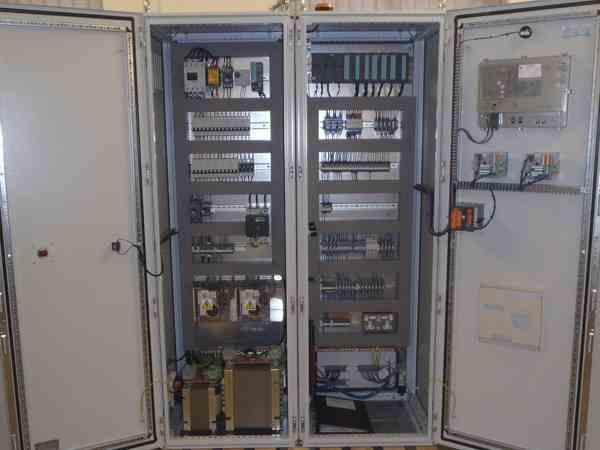 سیستم کنترل وPLC زیمنس