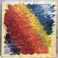 فروش تابلوهای نقاشی خط
