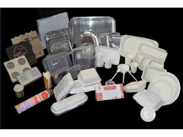 تولید و پخش انواع ظروف یکبار مصرف