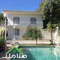 2400متر باغ ویلا در یوسف آباد کد1257