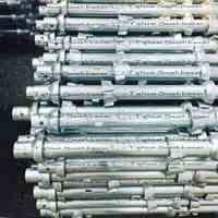 تولیدکننده قالب و تجهیزات فلزی و نسل جدید بتن