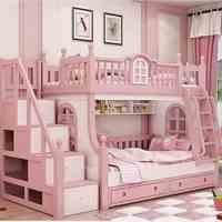 تخت دو طبقه و دو نفره