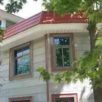 ساخت و اجرای پیشانی ساختمان