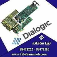 کارت های سخت افزاری Dialogic و Donjin تیبا سامانه