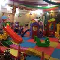 فروش تجهیزات مهد کودک و خانه بازی