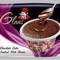 دسر کیک لیوانی با مغز کرم کاکائو