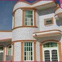 مناسب ترین نمای ویلا، دیوار، بغل ساختمان و ساختمان