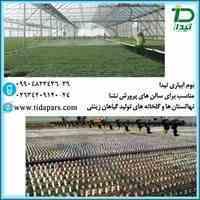 افزایش راندمان آبیاری گلخانه