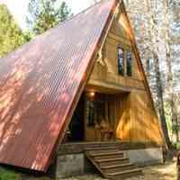 طراح و سازنده ویلا های چوبی