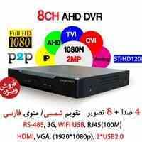 فروش ویژه دی وی آر 8 کانال سری P/ تا 4 مگاپیکسل