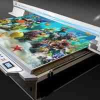 تولید کننده دستگاه فلت بد یووی ( UV )