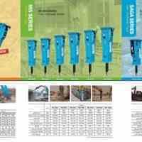 فروش ویژه چکش های هیدرولیکی MSB