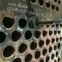 لوله های آتشخوار فروشگاه ایران دمیر