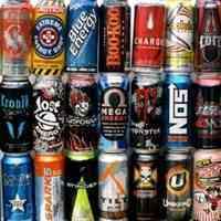 فروش نوشیدنی انرژی زا و اجناس خارجی