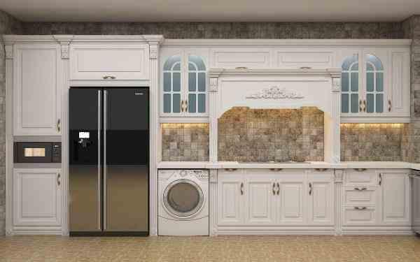 طراحی دکوراسیون داخلی،آشپزخان - کابینت