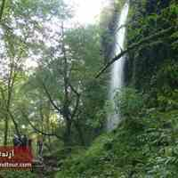 تور آبشار لوشکی تا آبشار ریوو (بنون)
