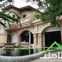 550 متر باغ ویلا در محمدشهر کرج کد1399
