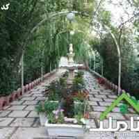 فروش باغ ویلا با استخر سرپوشیده ملارد کد1393