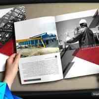 طراحی و چاپ کاتالوگ، بروشور،ست اداری و...