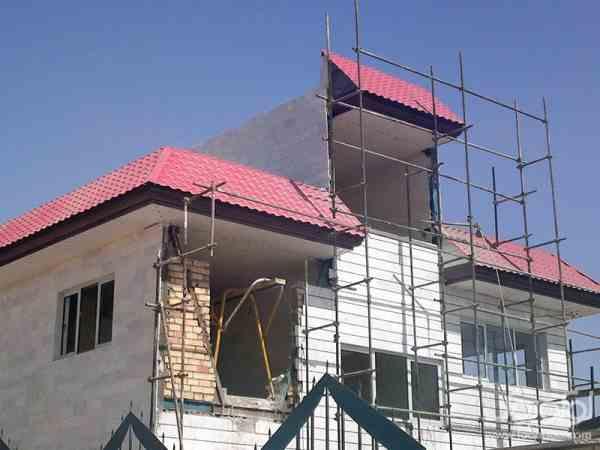 قیمت اجرای هرمتر مربع سقف شیروانی در تهران