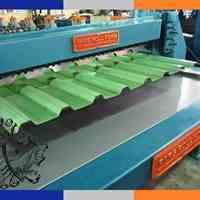 دستگاه تولید ورق ذوزنقه