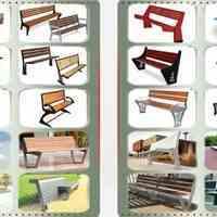 تولید و فروش انواع صندلی و نیمکت های پارک