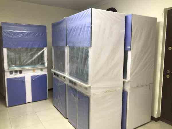 تولید هود آزمایشگاهی